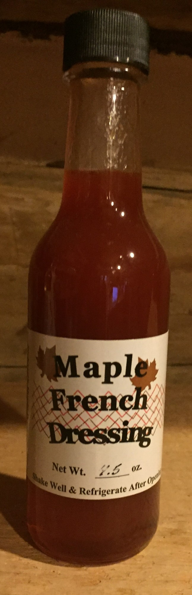 Maple French Dressing