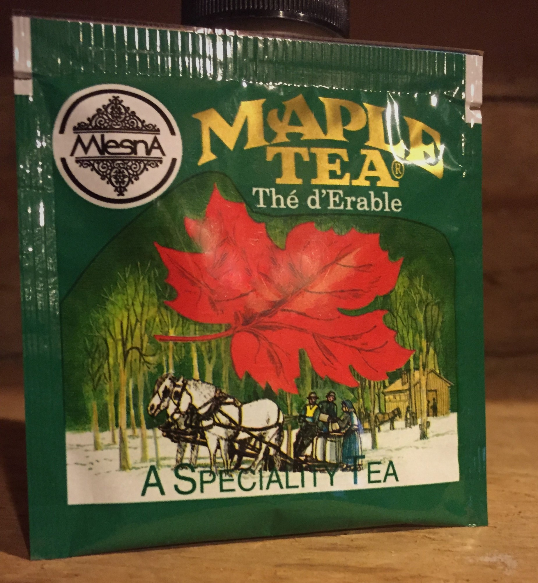 Maple Tea Single Serve Sample