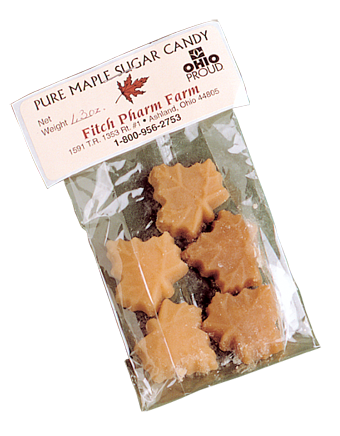 Maple Candy 1.3 Ounce package