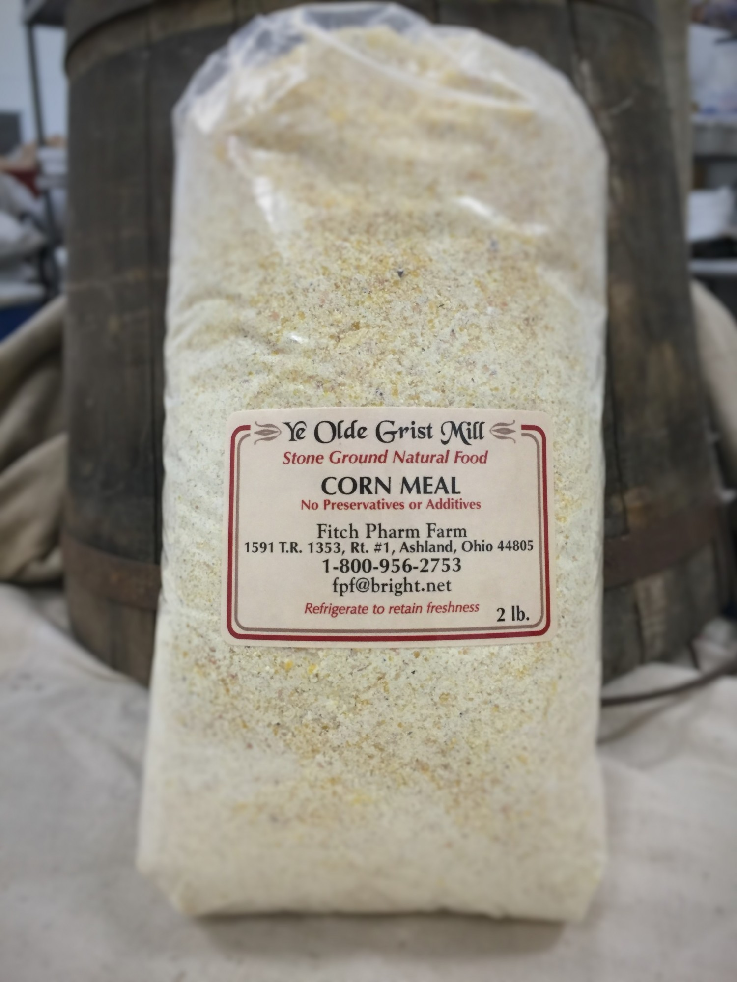 Yellow Cornmeal